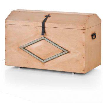 Lada zestre E815A ,mobilier dormitor,Edelroc mobilier din lemn