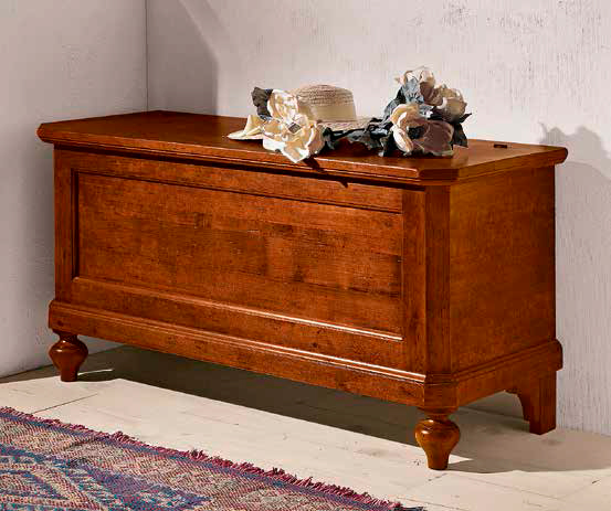 Lada zestre E956A ,mobilier dormitor,Edelroc mobilier din lemn