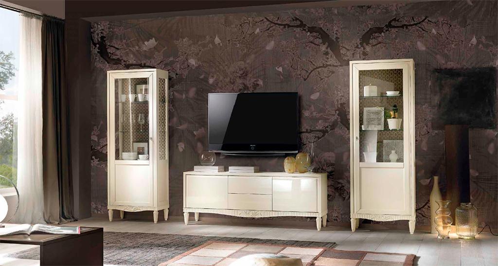 Vitrina EA1209T , mobilier clasic lemn, mobilier edelroc