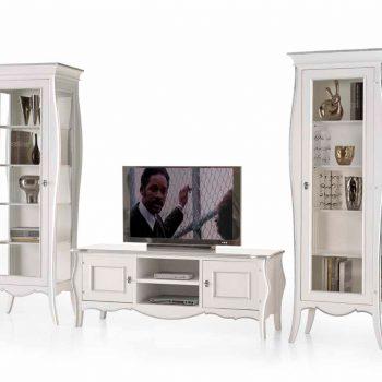 Living clasic 01 ,mobilier dormitor,Edelroc mobilier din lemn