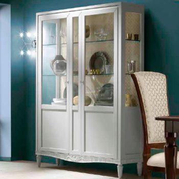 Vitrina EA1202T ,mobilier clasic lemn, mobilier edelroc