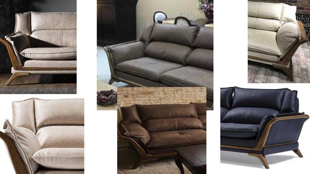 Fotoliu MD04E , mobilier clasic lemn, mobilier edelroc