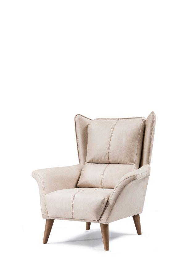 Fotoliu MD04E, mobilier clasic lemn, mobilier edelroc