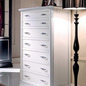 Casetiera E627T , mobilier clasic lemn, mobilier edelroc