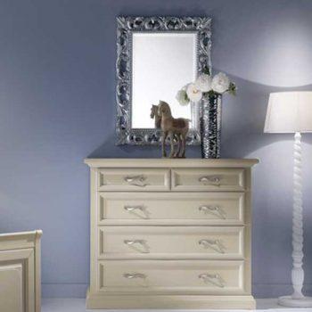 Comoda-E733T mobilier clasic lemn, mobilier edelroc