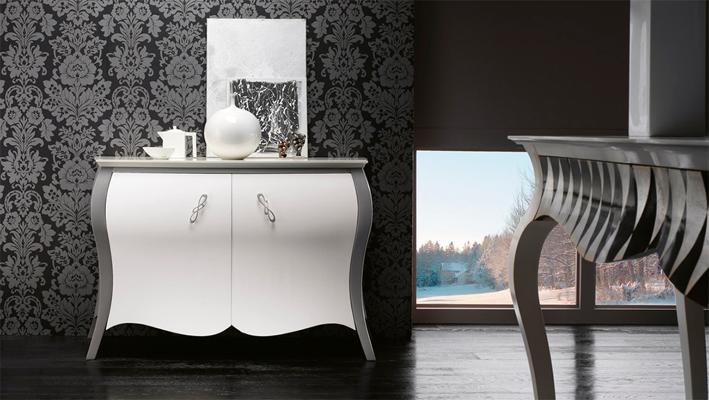 Comoda-E1775T mobilier clasic lemn, mobilier edelroc