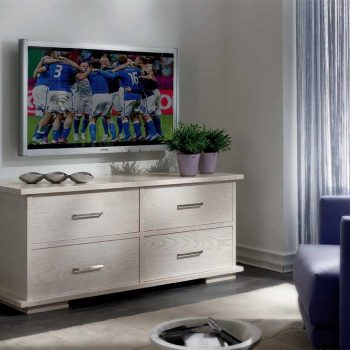Comoda TV E314T mobilier clasic lemn, mobilier edelroc