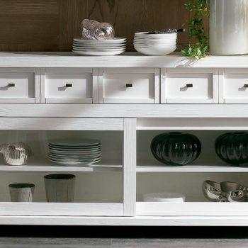 Comoda-E351T mobilier clasic lemn, mobilier edelroc