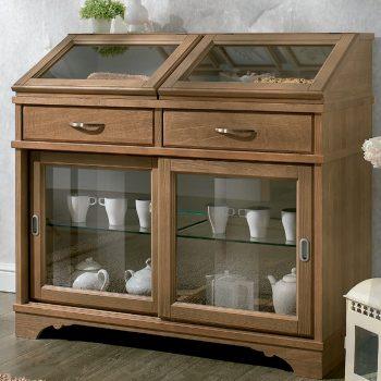 Comoda-E818T mobilier clasic lemn, mobilier edelroc
