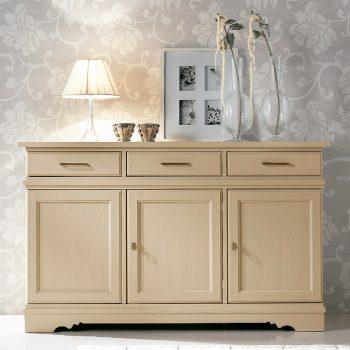 Comoda-E855T mobilier clasic lemn, mobilier edelroc
