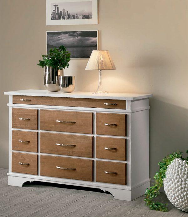Comoda-E896T mobilier clasic lemn, mobilier edelroc