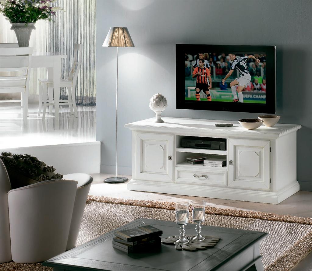 Comoda-TV-E720T  mobilier clasic lemn, mobilier edelroc
