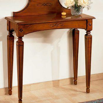 Consola-E258T mobilier clasic lemn, mobilier edelroc