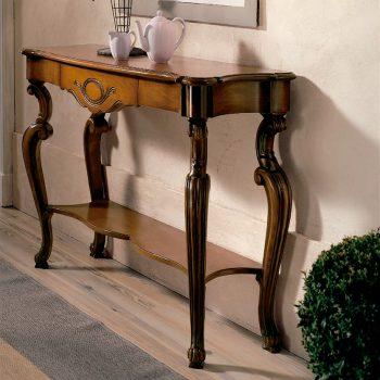 Consola-E1742T, mobilier clasic lemn, mobilier edelroc