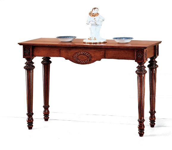 Consola-E255T mobilier clasic lemn, mobilier edelroc