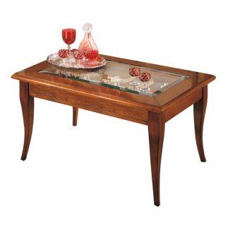 Masuta-cafea-E632T100,mobilier clasic lemn, mobilier edelroc