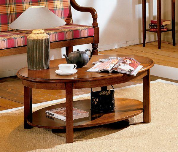 Masuta-cafea-E865T,mobilier clasic lemn, mobilier edelroc
