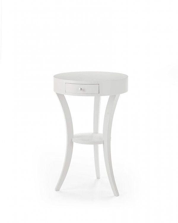 Masuta rotunda E6109A -mobila edelroc ,mobilier